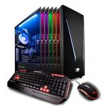iBUYPOWER Pro Gamer Computer Desktop PC Intel i9-9900k 8-Core 3.6 GHz, Geforce RTX 2070 8GB,