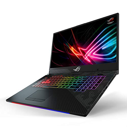 "ASUS ROG Strix Scar II Gaming Laptop, 17.3"" 144Hz IPS-Type FHD, NVIDIA GeForce RTX 2070 8GB,"