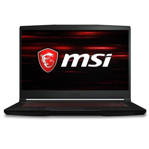 MSI GF63 15.6″ Full HD Gaming Notebook Computer, Intel Core i5-8300H 2.30GHz, 8GB RAM, 256GB SSD,