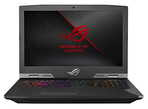 "ROG G703GX Desktop Replacement Gaming Laptop, GeForce RTX 2080, Intel Core i7-8750H Processor, 17.3"" Full HD 144Hz 3ms G-SYNC,"