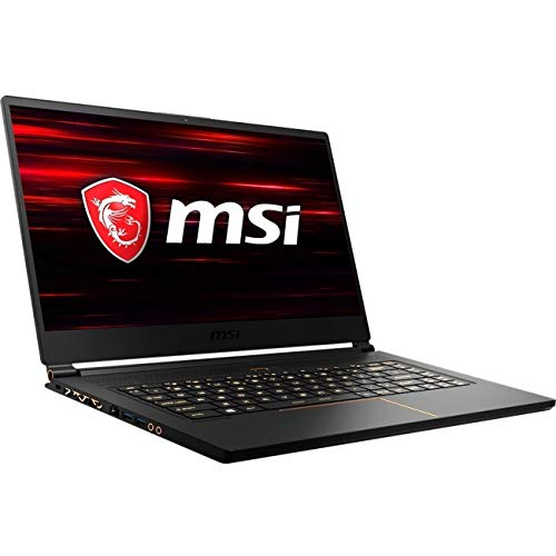 MSI GS65 Stealth THIN-050 15.6″ Gaming Laptop – 144Hz 7ms, Ultra Thin, i7-8750H (6 cores),