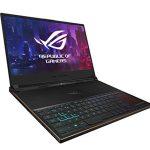 "ASUS ROG Zephyrus S Ultra Slim Gaming Laptop, 15.6"" 144Hz IPS Type FHD, GeForce RTX 2070,"