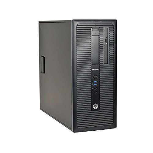 HP EliteDesk 800 G1 Tower, Intel Core i7-4770 3.4Ghz, 2TB HDD, 16GB DDR3 Ram, DVD-ROM,