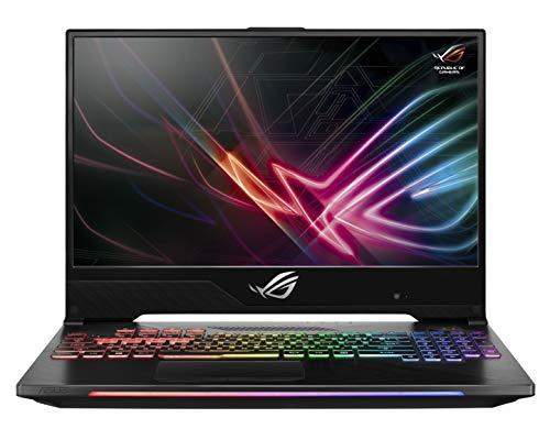 """Asus ROG Strix Hero II Gaming Laptop, 15.6"""" 144Hz IPS-Type Slim Bezel, NVIDIA GeForce GTX 1060 6GB,"""