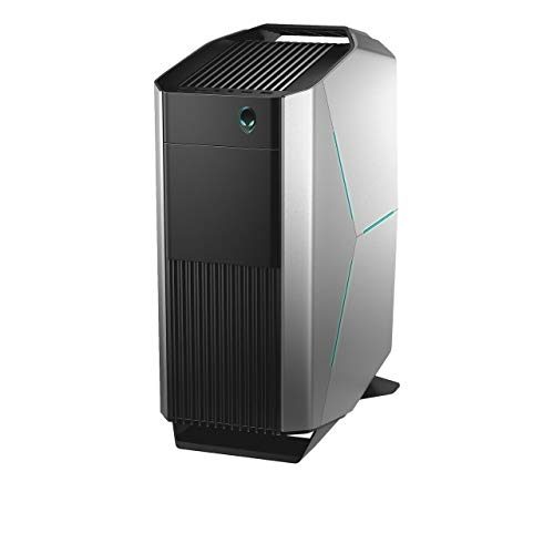 Roll Over Image to Zoom in Latest_Dell Alienware Aurora R8 Gaming Desktop,8th Gen Intel Core i7 8700 6-Core,16GB RAM,128GB SSD+2TB HDD,