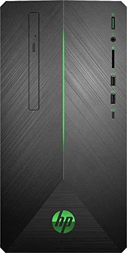 2019 HP Pavilion Gaming 690 VR Ready Desktop Computer, AMD Ryzen 5 2400G Quad-Core Up to 3.9GHz,