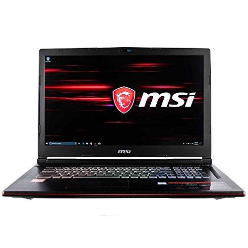 CUK MSI GP73 Leopard Gaming Laptop (8th Gen Intel Core i7-8750H, 32GB RAM, 1TB NVMe SSD + 2TB HDD,