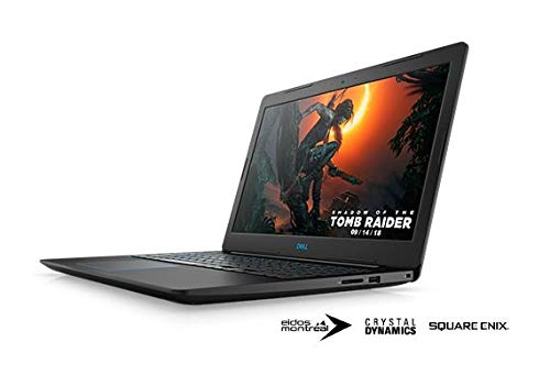 Latest_Dell_G3 High Performance Gaming 15.6-inch FHD IPS Laptop with i5-8300H CPU, 8GB RAM, 1TB Hybrid HD with 8GB Cache,