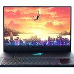 "ASUS ROG Zephyrus S GX701 (2019) Gaming Laptop, 17.3"" 144Hz Pantone Validated Full HD IPS,"