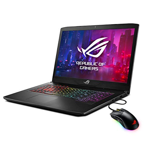 "ASUS ROG Strix SCAR Edition Gaming Laptop, 17.3"" 120Hz Full HD 3ms, Intel Core i7-8750H,"