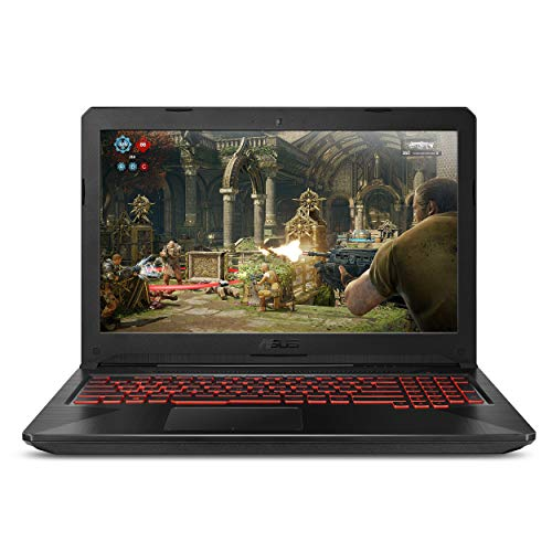ASUS FX504GE-ES72 Thin & Light TUF Gaming Laptop (FX504) Full HD, 8th-Gen Intel Core i7-8750H,