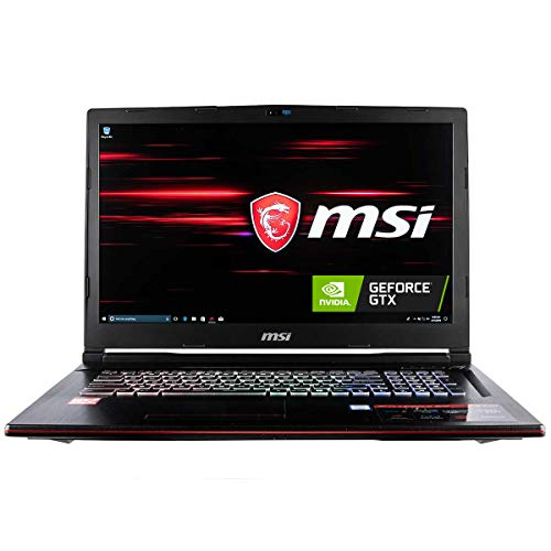 CUK MSI GP73 Leopard VR Ready Gamers Laptop (8th Gen Intel Core i7-8750H, 8GB RAM,