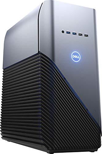 Dell Inspiron Gaming PC Desktop AMD Ryzen 7 2700 Processor, 16GB DRAM, 1TB HDD, AMD Radeon RX 580 4GB GDDR5 Graphics Card,