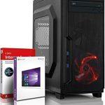 Gamer Xtreme VR Gaming PC (Intel i5-9400F 4.1GHz 16GB DDR4, NVIDIA GeForce GTX 1660 6GB,
