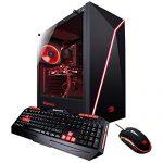 2019 iBUYPOWER WA563GT2 Business Flagship Gaming Desktop PC AMD 6 Core FX-6300 Vishera Processor Nvidia GT1030 8GB RAM 1TB HDD HDMI Windows 10
