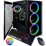 CUK Stratos Micro Gaming PC (Liquid Cooled Intel Core i9-9900K, NVIDIA GeForce RTX 2080 Ti,