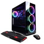 CYBERPOWERPC Gamer Xtreme VR Gaming PC, Intel Core i5-9400F 2.9GHz, NVIDIA GeForce GTX 1660 6GB,