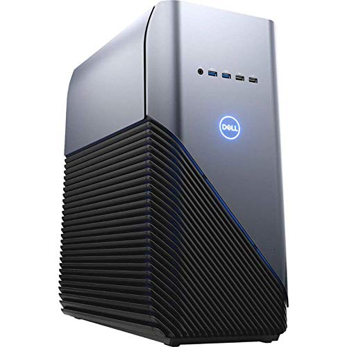 Dell Inspiron 5676 Gaming PC 16GB RAM, 128GB SSD+1TB HDD, AMD Ryzen 7 2700 8-Core up to 4.10 GHz,