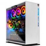 SkyTech Omega Gaming Computer PC Desktop – Intel i9-9900K 3.6GHz, 360mm AIO Liquid Cool, NVIDIA GeForce RTX 2070 Super 8G,