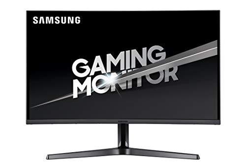 Samsung 27-Inch CJG56 144Hz Curved Gaming Monitor (LC27JG56QQNXZA) – WQHD Computer Monitor, 2560 x 1440p Resolution,