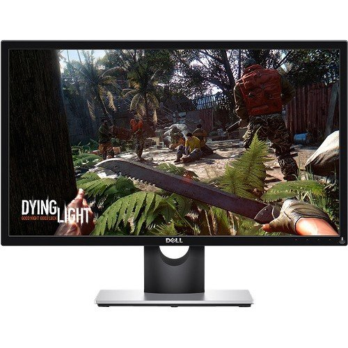 Dell Gaming Monitor SE2417HG 23.6″ TN LCD Monitor with 2ms Response Time