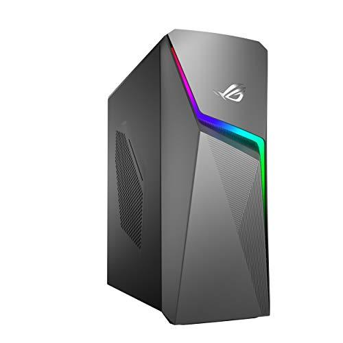 ROG Strix GL10CS Gaming Desktop PC, Intel Core i7-9700K, GeForce GTX 1660 Ti, 16GB DDR4 RAM, 512GB SSD + 1TB 7200RPM HDD, Wi-Fi 5, Windows 10 House,