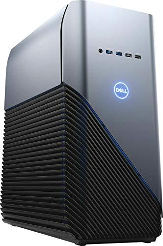 2019 Dell Inspiron Gaming Desktop Computer, AMD Ryzen 7-2700X 8-Core up to 4.3GHz, 32GB DDR4 RAM, 1TB 7200rpm HDD + 1TB SSD, Radeon RX 580,