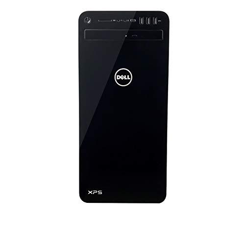 Dell XPS 8930 Tower Desktop – eighth Gen. Intel Core i7-8700 6-Core as much as 4.60 GHz, 64GB DDR4 Memory, 256GB SSD + 2TB SATA Laborious Power,