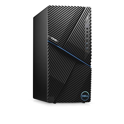 Dell G5 Gaming Desktop, Intel Core i7-9700, NVIDIA GeForce RTX 2060 6GB GDDR6, 512GB SSD Storage, 16GB RAM, i5090-7166GRY-PUS