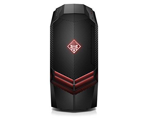 OMEN by HP Gaming Desktop Laptop, Intel Core i7-9700K Processor, NVIDIA GeForce RTX 2070 8 GB, HyperX 16 GB RAM, 1 TB Exhausting Force, 256 GB SSD,