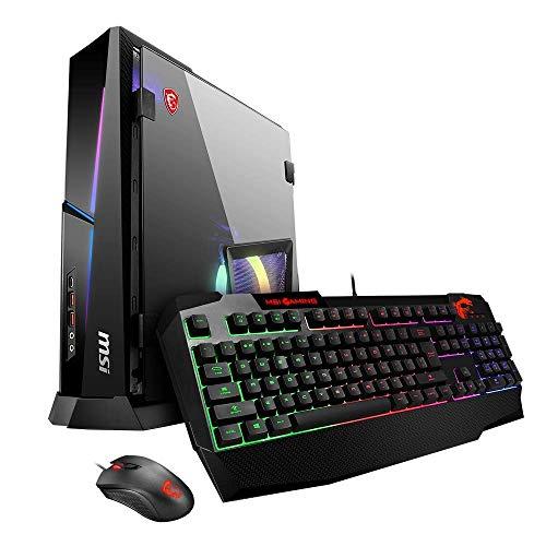 MSI Trident A Plus 9SD-463US (i7-9700F, 16GB RAM, 1TB NVMe SSD, RTX 2070 Super 8GB, Dwelling windows 10) Gaming Desktop