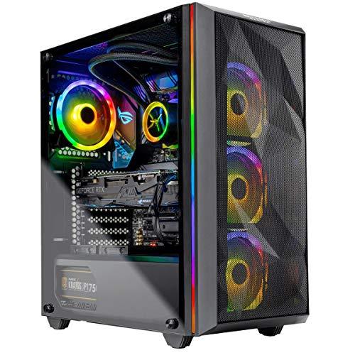 Skytech Chronos Gaming Pc PC Desktop – Ryzen 9 3950X 3.5GHz, Strix RTX 2080 Ti 11G, 1TB NVME, 2TB HDD, 32GB DDR4 3600MHz, RGB Fans,