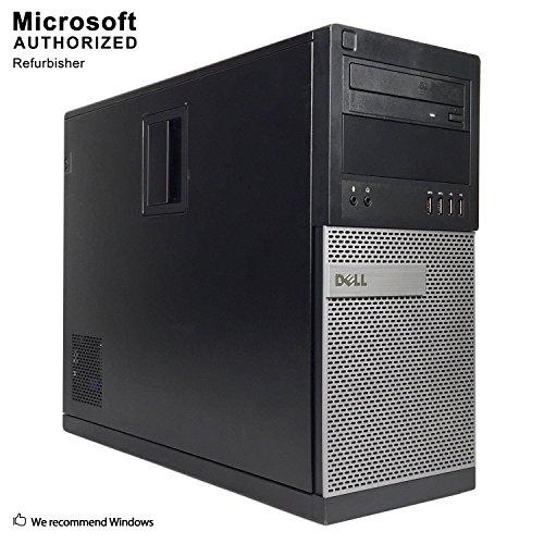DELL OPTIPLEX 7020 TOWER Desktop Computer,Intel Core I5-4570 3.2GHz up to three.6GHz, 8GB DDR3, 120GB SSD+2TB, DVD, WIFI,HDMI,VGA,Display hide Port, USB 3.0, Bluetooth 4.0, Win10Pro64 (Renewed)