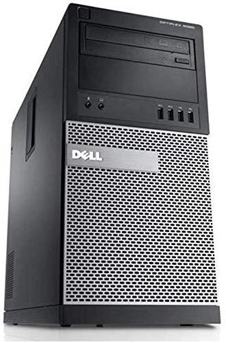 Dell Optiplex 9020 Tower Computer Gaming Desktop (Intel Core i7, 16GB Ram, 2TB HDD + 120GB SSD, Wifi, Bluetooth, HDMI) MSI Geforce GT 730 4GB Graphics –