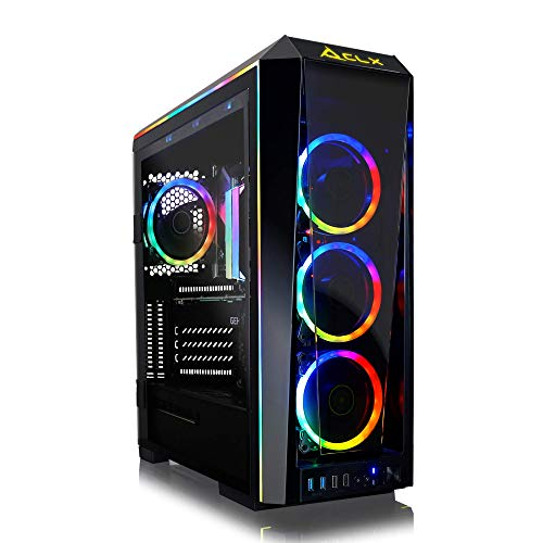 CLX Put of abode Gaming Desktop, Intel Core i9 10900X 3.70GHz 10-Core, 32GB DDR4, GeForce RTX 2080 Sizable 8GB, 500 GB SSD, 3 TB HDD,