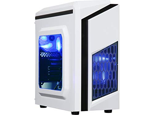 Gaming PC Desktop Computer Tower AMD Ryzen 3 3200G Quad 16GB DDR4, 2TB HDD, Win10 Pro HDMI WiFi Bluetooth Willing Personalized