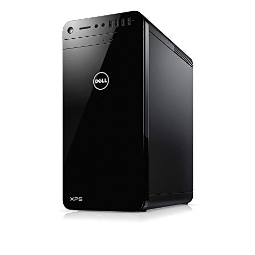 Dell XPS 8930 Desktop PC – Intel Core i7-8700 3.2GHz, 16GB, 2TB HDD, GeForce GTX 1050Ti 4GB Graphics, DVDRW, Bluetooth, Home windows 10 Home (Renewed)