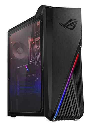 ROG Strix GA15DH Gaming Desktop PC, AMD Ryzen 5 3600X, GeForce GTX 1660 Desirable, 8GB DDR4 RAM, 256GB SSD + 1TB HDD, Wi-Fi 5, Dwelling windows 10 Dwelling,
