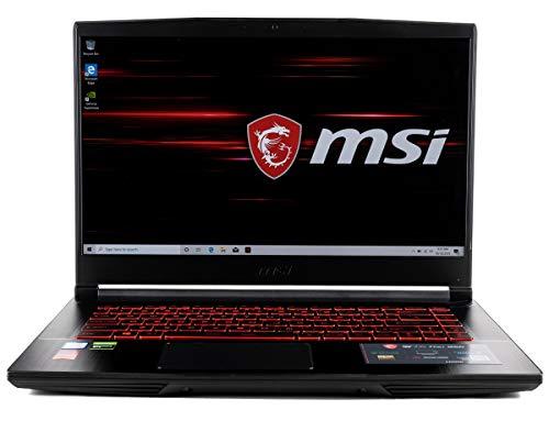CUK MSI GF65 Thin Gaming Pc (Intel i7-9750H, 32GB RAM, 512GB NVMe SSD, NVIDIA GeForce RTX 2060 6GB, 15.6″ FHD 120Hz IPS-Stage, Windows 10 Residence) Gamer Notebook Computer
