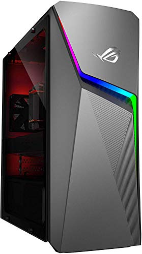 ASUS ROG Strix GL10DH Gaming and Leisure Desktop PC (AMD Ryzen 7 3700X 8-Core, 32GB RAM, 512GB PCIe SSD + 1TB HDD (3.5), RTX 2070 Honorable,