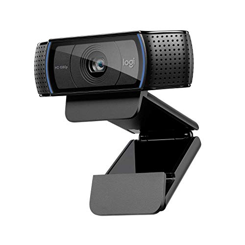 Logitech C920 Hd Genuine Webcam (Shaded) Shaded