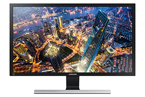Samsung 28-Lag UE570 UHD 4K Gaming Song (LU28E570DS/ZA) – 60Hz Refresh, Computer Song, 3840 x 2160p Resolution, 1ms Response, FreeSync, Fracture up Cowl, HDMI, Dark