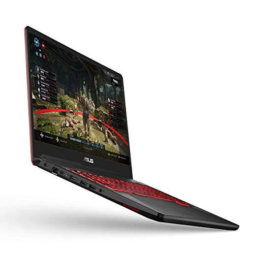 "ASUS TUF Gaming Computer, 17.3"" Stout HD IPS Variety, AMD Ryzen 5 3550H CPU, AMD Radeon RX560X, 8GB DDR4, 512GB PCIe SSD, Gigabit Wi-Fi 5,"