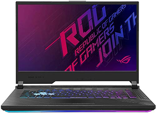 CUK ROG Strix G15 by ASUS 15 paddle Gaming Notebook computer (Intel Core i7, 32GB RAM, 1TB NVMe SSD, NVIDIA GeForce RTX 2060 6GB, 15.6″