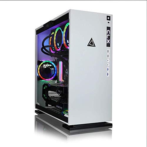 CLX Location Gaming Desktop, AMD Ryzen Threadripper 3970X 3.70GHz 32-Core, 128GB DDR4, GeForce RTX 2080 Ti 11GB, 500 GB M.2 SSD, 6 TB HDD, WiFi,