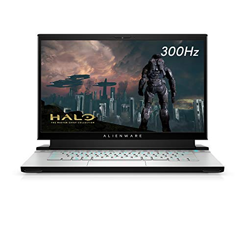 Fresh Alienware m15 R3 Gaming Pc, 15-Dash 300hz 3ms FHD Show mask, Intel Core i7-tenth Gen, Nvidia GeForce RTX 2080 Neat 8GB GDDR6, 1TB SSD,