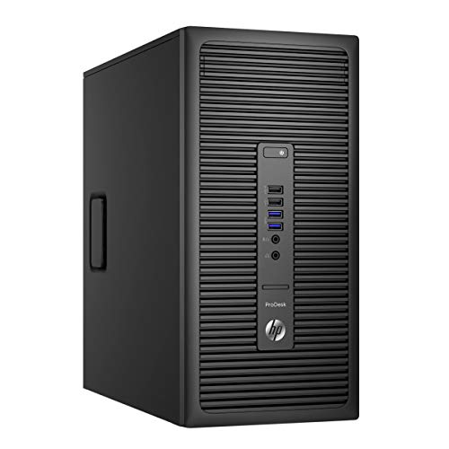 HP 600 G2 Tower Workstation Gaming Laptop, Intel i5-6500 up to some.6GHz, 16GB RAM, 256GB SSD & 2TB HDD, USB 3.0, NVIDIA GeForce GT 710 2GB,