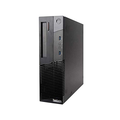 Lenovo Gaming PC ThinkCentre M93p Desktop Computer SFF – Intel Core I7-4770 3.4Ghz – 16GB RAM – 1TB SSD, Recent NVIDIA GT 1030 2GB DDR5, DVD-ROM,
