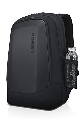 Lenovo Legion 17″ Armored Backpack II, Gaming Pc Earn, Double-Layered Protection, Devoted Storage Pockets, GX40V10007, Dim