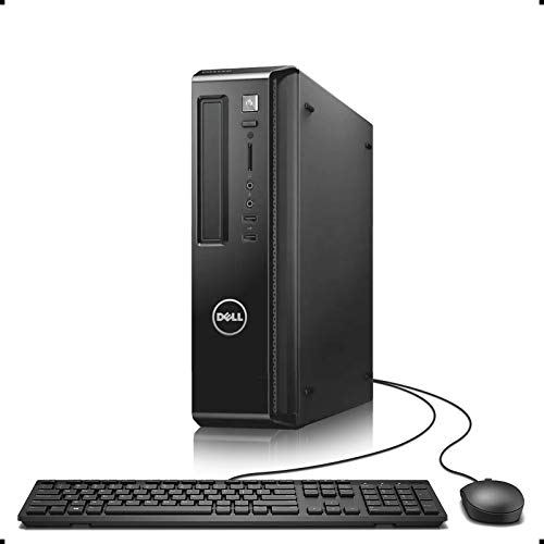 Dell Vostro 260S Desktop, Intel Quad Core i5-2400 as much as about a.4GHz, 16G DDR3, 512G SSD, DVDRW, HDMI, VGA, WiFi, Keyboard & Mouse, Assign 10 Pro 64 Bit-Multi-Language Supports English/Spanish/French(Renewed)